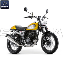 MASH DIRT TRACK 125cc Gold Body Kit Ricambi originali per motori