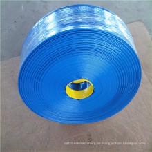 Hochdruck-PVC-Flachschlauch zur Wasserbewässerung
