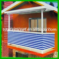 Hot sale balcony fence cover privacy screen