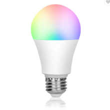 Amazon hot sale new product E27 B22 base dimmable wireless 12w RGBW led bulb