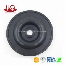 Metering parts Silicone Rubber Reinforced Diaphragm Valve Rubber Diaphragm