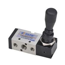 TSV86522M Пневматический ручной клапан рукой вытяните клапан