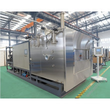 Maçã Chips vácuo máquina de sopro para indústria alimentar