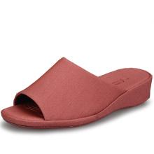 Женщина обуви конструкции Крытый Тапочки для отдыха