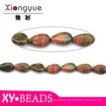 Schöne Teardrop edel- und Halbedelsteinen Perlen