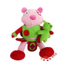 Plush Cartoon Baby Toy Frog