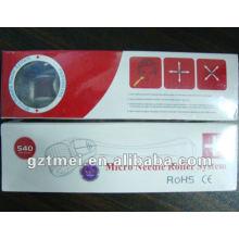 540 agujas piel limpia rodillo anti celulitis