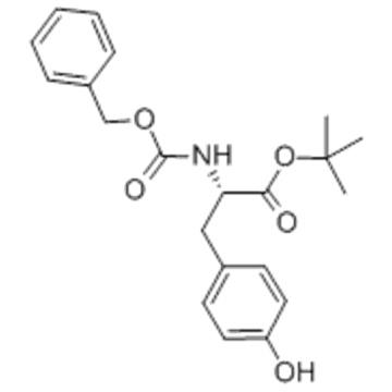 L-Tyrosine,N-[(phenylmethoxy)carbonyl]-, 1,1-dimethylethyl ester CAS 16881-33-7