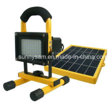 Energy Saving Panel Solar Work Lamp Alloy Solar Light