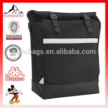 Double rear bicycle pannier bag bike rear rack bag,bicycle hook bags-HCSP0007