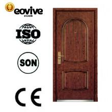 Acabamiento superficial blindada entrada puerta fábrica precio de coste