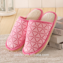 Women winter slipper indoor shoes in Autumer new warm men slipper shoes