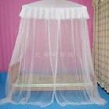 Circular, mosquitero, niñas, colgar, cama, dosel