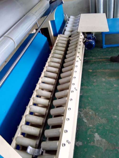 stretch film machine