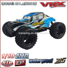1/10 4WD battery powered RTR truck,Brushed electric mega rc toy truck