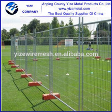 galvanized standard temporary fencing/Standard Safety Fencing for Canada 6x9.5ft