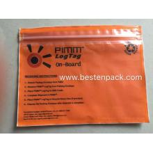 PMMI Zipper Adhesive Bag Yellow Film-1