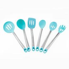 Hot Sale 6Pieces Nylon Kitchen Cooking Utensil Set