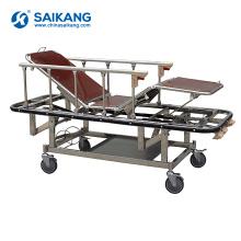 SKB037 (C) Carrinho de Transporte Médico para Paciente Móvel