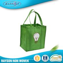 China Wholesale mercado Mini chá não tecido vestuário sacos
