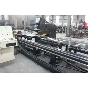 Multi-Stesen CNC Punching Machine For Plates