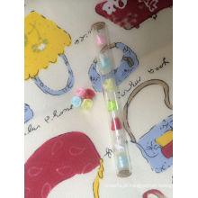 Garrafa de vidro desobstruído Tubular 1,4 ml de Perfume amostras Pack