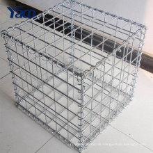 beste Qualität PVC beschichtete galvanisierte sechseckige gabion Maschendraht