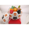 Promotional Football Shaped Mini Fridge 8L