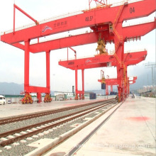 Goods high definition for Container Handling Crane Rail-mounted Container Gantry Crane supply to Ecuador Supplier