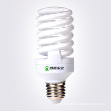 T2 7mm 25W Full Spiral Energy Saving Lamp 1500lm Ce&RoHS