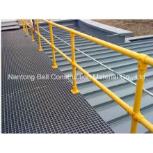Fibreglass Handrails for Stairs, Walkways & Ramps/GRP Grating