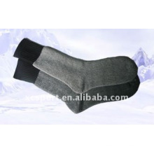 Трикотажные носки из нейлона