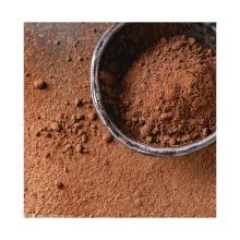 Natürlicher / alkalischer Kakaopulverfettgehalt 10-12% / 4% -9% für Schokolade / Kekse / Süßigkeiten / Sahne