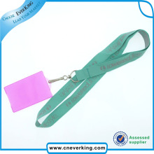China Wholesale Neck ID Card Holder Lanyard