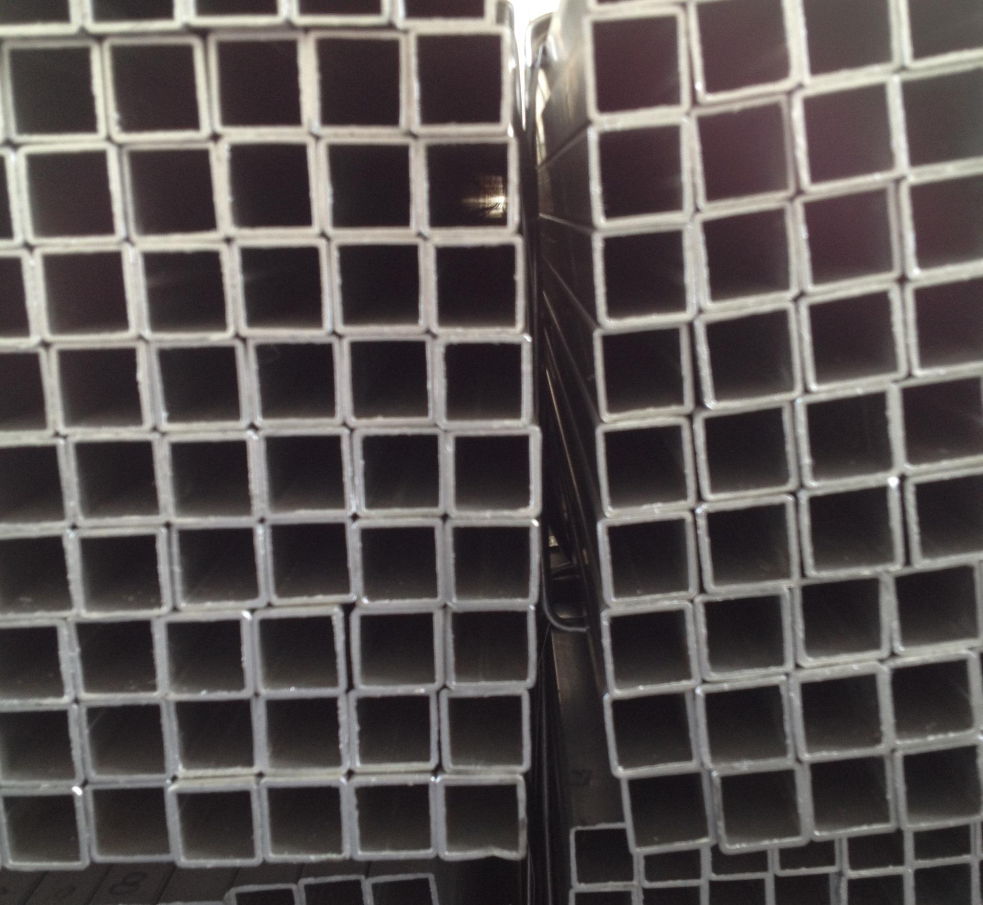 Carbon steel square tube and pipe