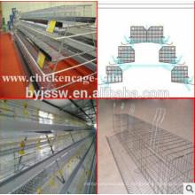 Poulet Cage à oiseaux chinois en cage BAIYI en métal, cage à poulet