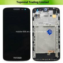 Repuestos para LG G2 Mini D620 LCD con pantalla táctil digitalizador