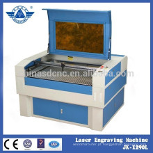 CO2 laser gravura máquina preço baixo e qualidade alta, gravura 1290