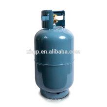 Cilindros de gás vazios de 35,5L forjados de boa qualidade para venda