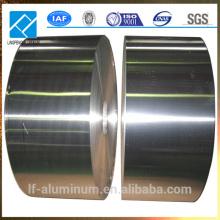Bobine d'aluminium pour boîtes à boissons, boîtes alimentaires et fermetures