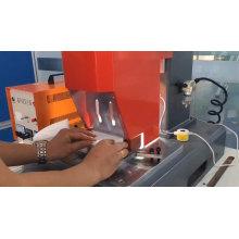 Ultrasonic Face Mask Machine for FFP3 edge sealing