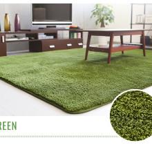 tapis anti-dérapant de tapis de chambre à coucher