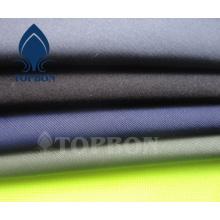 Tela 100% de la capa de la memoria de Oxford del poliéster para la materia textil de la ropa