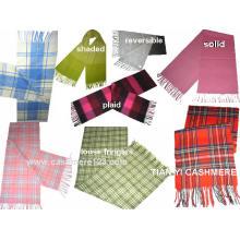 100% шерстяной шарф
