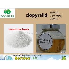 clopyralid 95%TC 75%WDG 30%SL herbicide cas no 1702-17-6 -lq