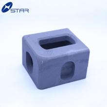 Encaixes padrão do canto do recipiente da carcaça do ISO 1161 da alta qualidade