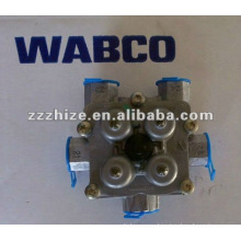 WABCO Four circuit protection valve(934 714 0100)