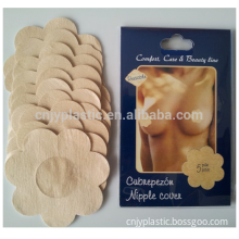 Sexy Flower Pasties Breast Nipple Cover Stick on Bra Disposable