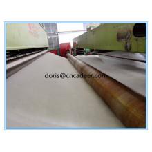 Prix non tissé de géotextile du géotextile 300GSM de tissu de filtre de drainage