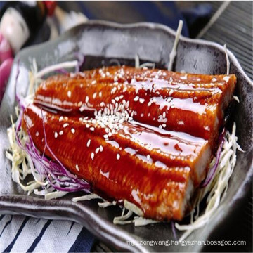 frozen roasted smoked eel